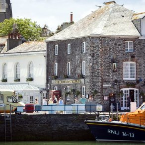 Old Custom House, Padstow