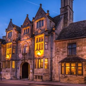 Talbot Hotel, Oundle