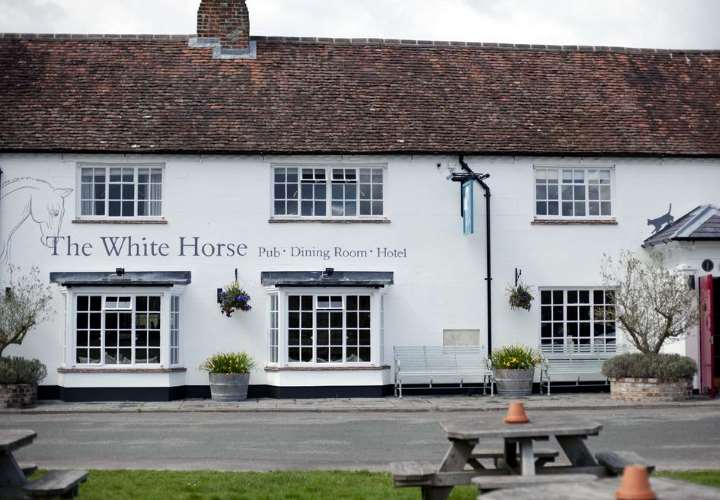 White Horse at Chilgrove
