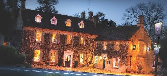 Secret Garden: The Inn At Fossebridge, The Cotswolds
